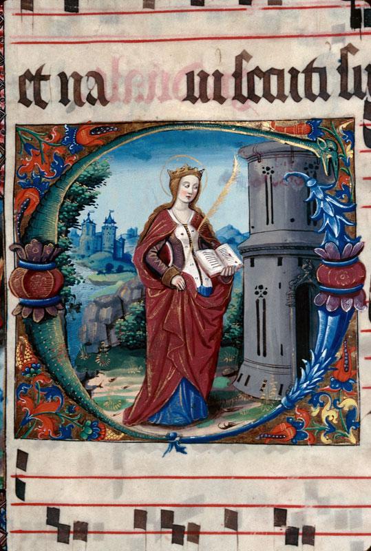Saint-Dié, Bibl. mun., ms. 0074, f. 353 - vue 2