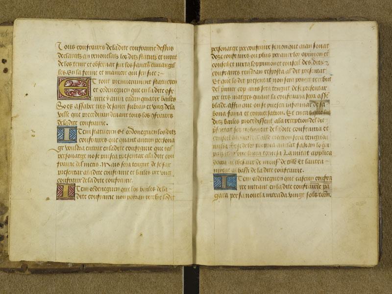 TOULOUSE, Bibliothèque municipale, 1567, f. 004v - 005