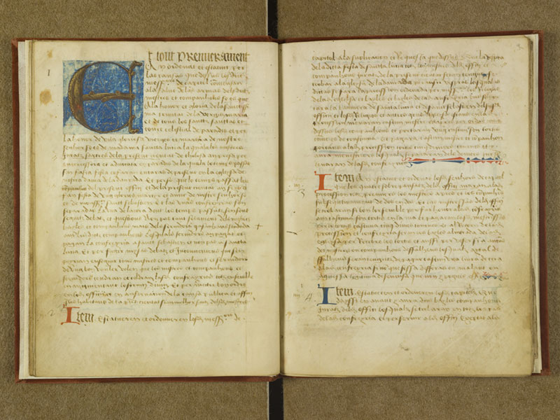 TOULOUSE, Bibliothèque municipale, 2434, f. 008v - 009
