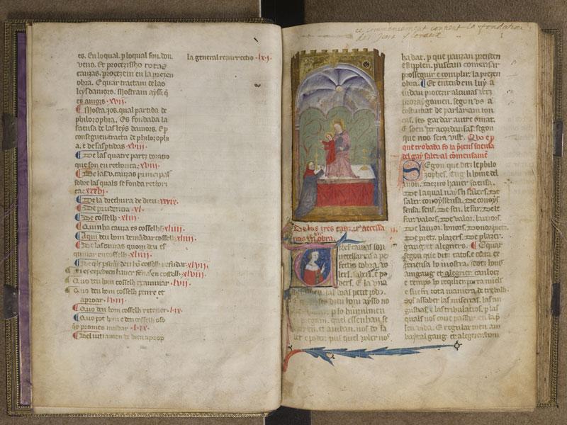 TOULOUSE, Bibliothèque municipale, 2883, f. 001v - 002