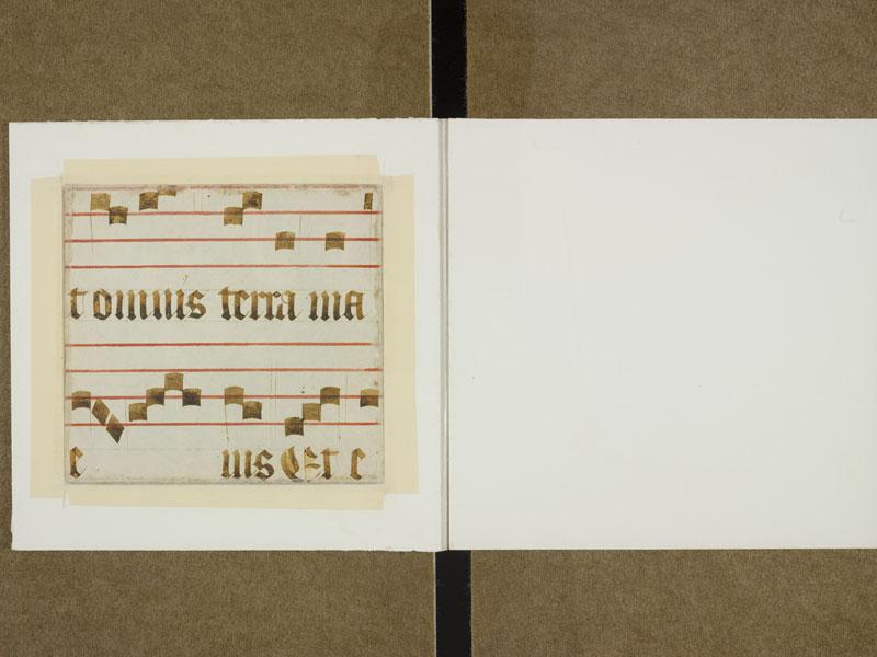 TOULOUSE, Bibliothèque municipale, 2993, f. 001v - contreplat inférieur